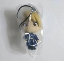Fullmetal Alchemist Mini Mascot Strap Riza Hawkeye 3cm Hagaren Game Anim... - $19.79
