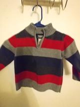 Oshkosh Bgosh Heavy Thick Pullover Sweater Boys Toddler 3T - $7.00
