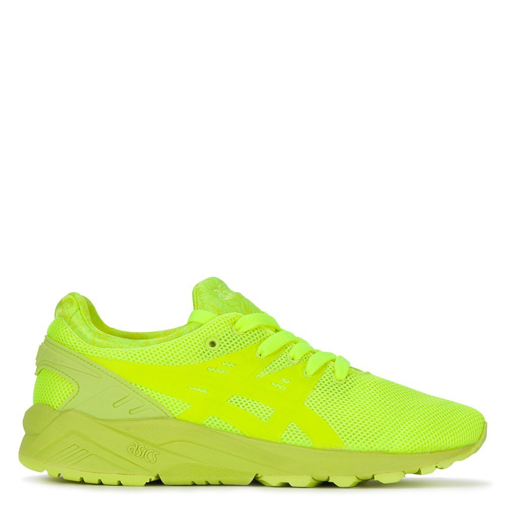 Asics Men's Gel Kayano Trainer Shoes H51DQ.0505 Lime/Lime SZ 4