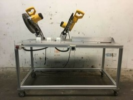 Dewalt Double Miter Saws DW716 &  DW715  w/ Work Platform - $925.00