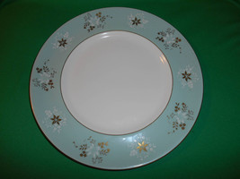 "10 5/8"", Bone China, Royal Doulton, Experimental, Marketing Plate, Circa 1936 - $38.99"
