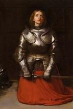 Joan of Arc by John Everett Millais - Art Print - $19.99+
