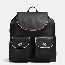 Coach Billie Edgepaint F12104 54795 Nwt Backpack  - $179.00