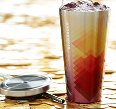 Stainless Steel Rainbow Cold-to-Go Cold Cup, 16 fl oz - $28.95