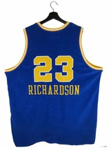 Reebok Jason Richardson Golden State Warriors Throwback NBA Jersey (2XL) - $39.59