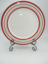 EUC  St. Nicholas Square Candy Greetings Dinner Plates Width 11 1/4 in - $11.97
