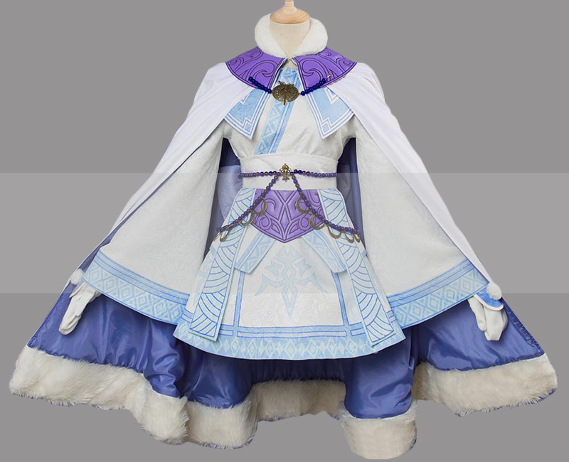 Fate/Grand Order Alter Ego Sitonai Cosplay Costume for Sale