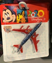 DISNEY PARKS EXCLUSIVE MATCHBOX 2020 AIRPLANE DIE-CAST NEW IN BOX - $16.16