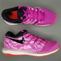 Nike Air Zoom Vapor X HC Tennis Shoes Womens Size 8.5 Sneakers Fuschia W... - $140.24