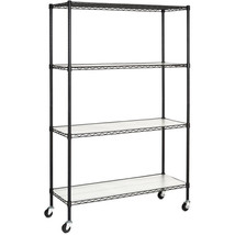 Shelving System with Bonus Shelf Liners and Cas... - $94.30