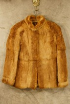 Vintage Red Fox Fur Woman's Coat (See Listing for Measurements) - $148.50