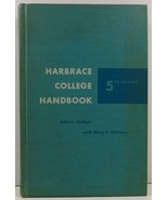 Harbrace College Handbook by John C. Hodges and Mary E. Whitten - $4.99