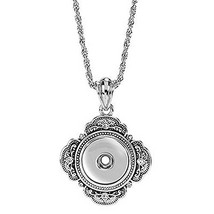 GingerSnapsJewelry.com 32_ GRAND NECKLACE SN90-93 Interchangeable Jewelr... - $36.66