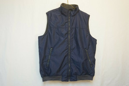 Chaps Ralph Lauren Heavy Fleece-Lined Vest, Unused Condition, Men's Larg... - $20.32