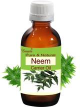 Neem Pure Natural Carrier Oil 5 ml to 250 ml Azadirachta Indica by Bangota - $7.80+