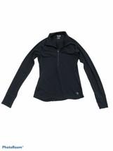 Mountain Hardwear Womens Black XS 1/4 Zip  Shirt Wick IQ thumb holes lon... - $24.70