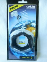 Cokin Holder for A Series Filters with 49mm adapter ring and booklet New - $17.96