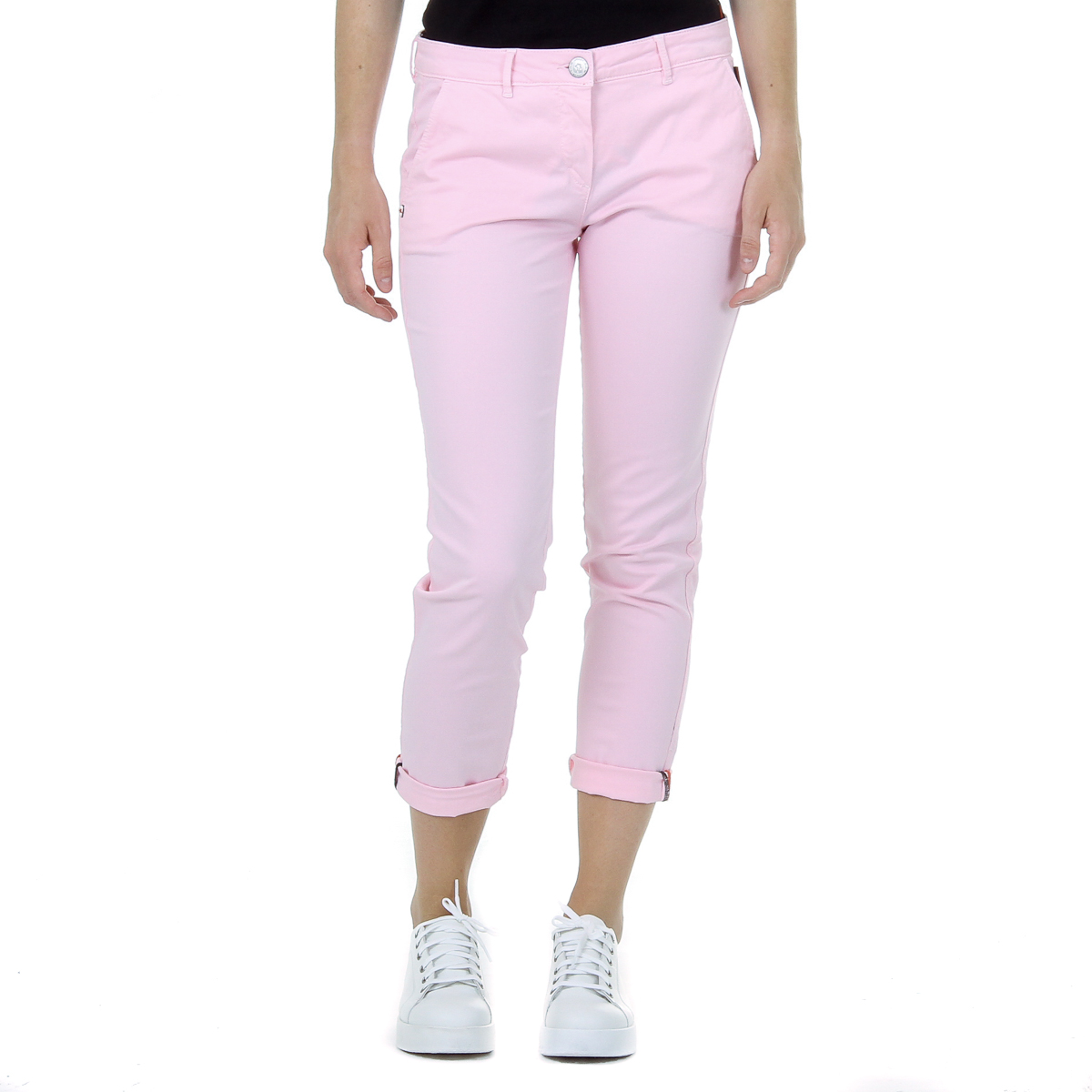 Primary image for Andrew Charles Womens Pants Pink PENDA