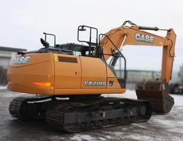 2015 CASE CX210D For Sale in Regina, Saskatchewan S4N 5W4 image 11