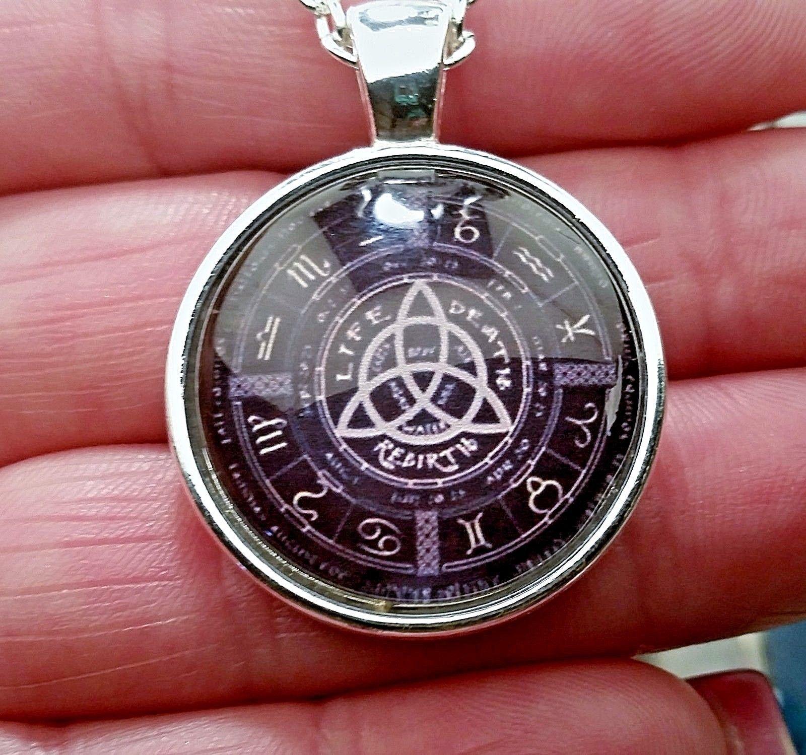 Pagan Calendar.Magnificent Pagan Calendar Necklace Of Good And 22 Similar Items