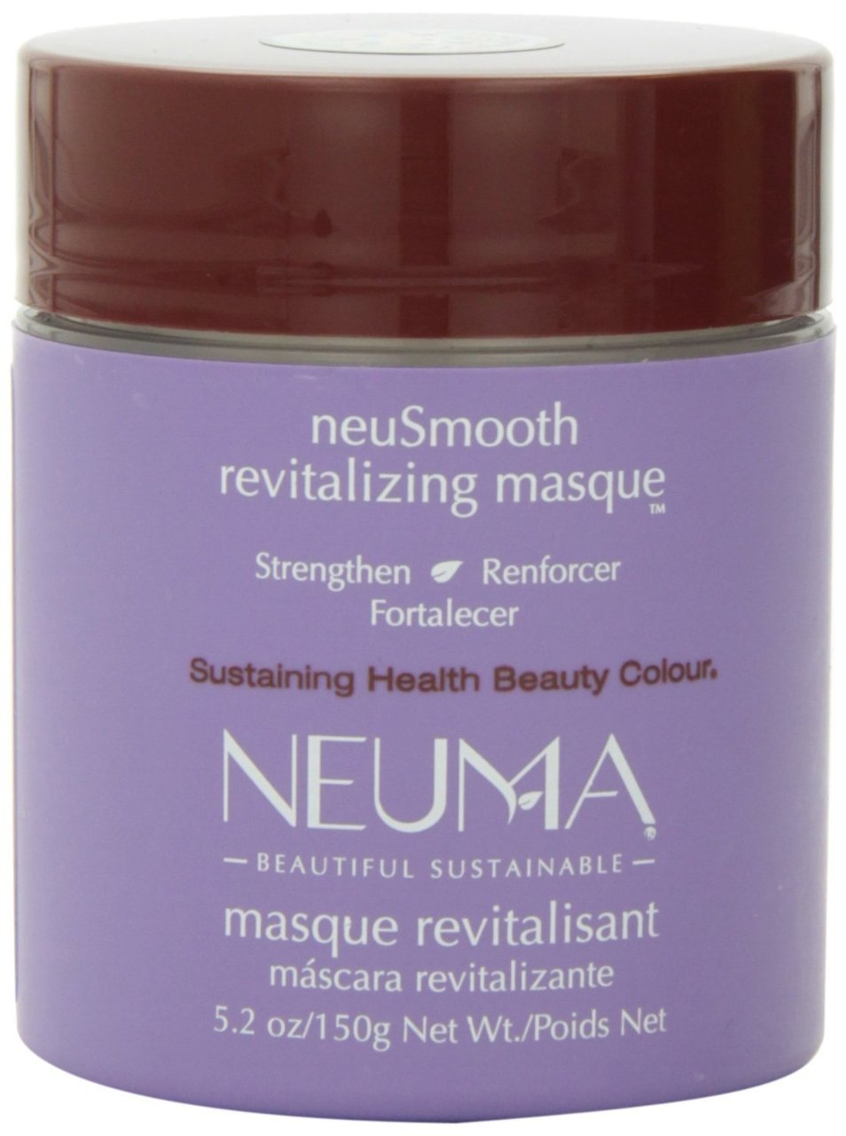 Neusmooth revitalizing masque  72931