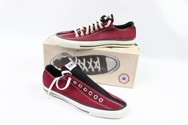 Vtg 90s New Converse All Star Low Mens 9 W 11 Chuck Taylor Bowling Shoes... - $247.45