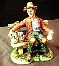 Capodimonte Figurine )N) AA20-2147 - $89.95