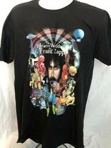 Frank Zappa-Bizarre World-2019 Tour-Large Black T-shirt - $23.21