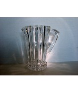 Clear Lead Crystal Pitcher~ Rosenthal, Germany ... - $65.00
