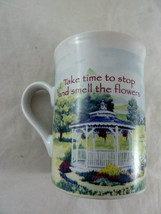Chicken Soup for the Soul 8oz Coffee Mug Cup Take Time to Stop & Smell F... - $6.92