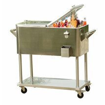 New Sunjoy 80 Qt Grant durable Stainless Steel ... - $148.49