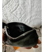 Sold! Authentic Louis Vuitton Key Pouch Damier Graphite Black/Gray - $215.00