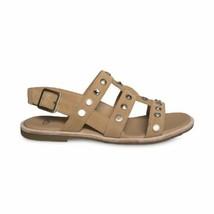Ugg Zariah Studded Bling Latte Gladiator Women's Sandals Size Us 8/UK 6.5 New - $94.99