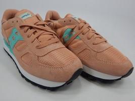 Saucony Shadow Original S1108-643 Pink Women's Running Shoes Size 7 M (B) EU 38