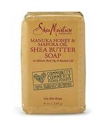 2 Pack - Shea Moisture Manuka Honey & Mafura Oil Shea Butter Soap 8 oz - $7.92
