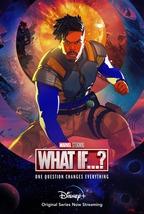 "What If...? Poster Marvel Comics 2021 TV SERIES Art Print Size 24x36"" 27... - $10.90+"