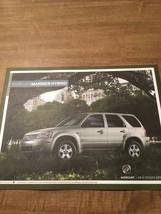 2007 Mercury Mariner Hybrid Original Sales Brochure - $9.89