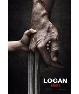 logan movie poster (24x36) - wolverine, hugh jackman - £18.87 GBP