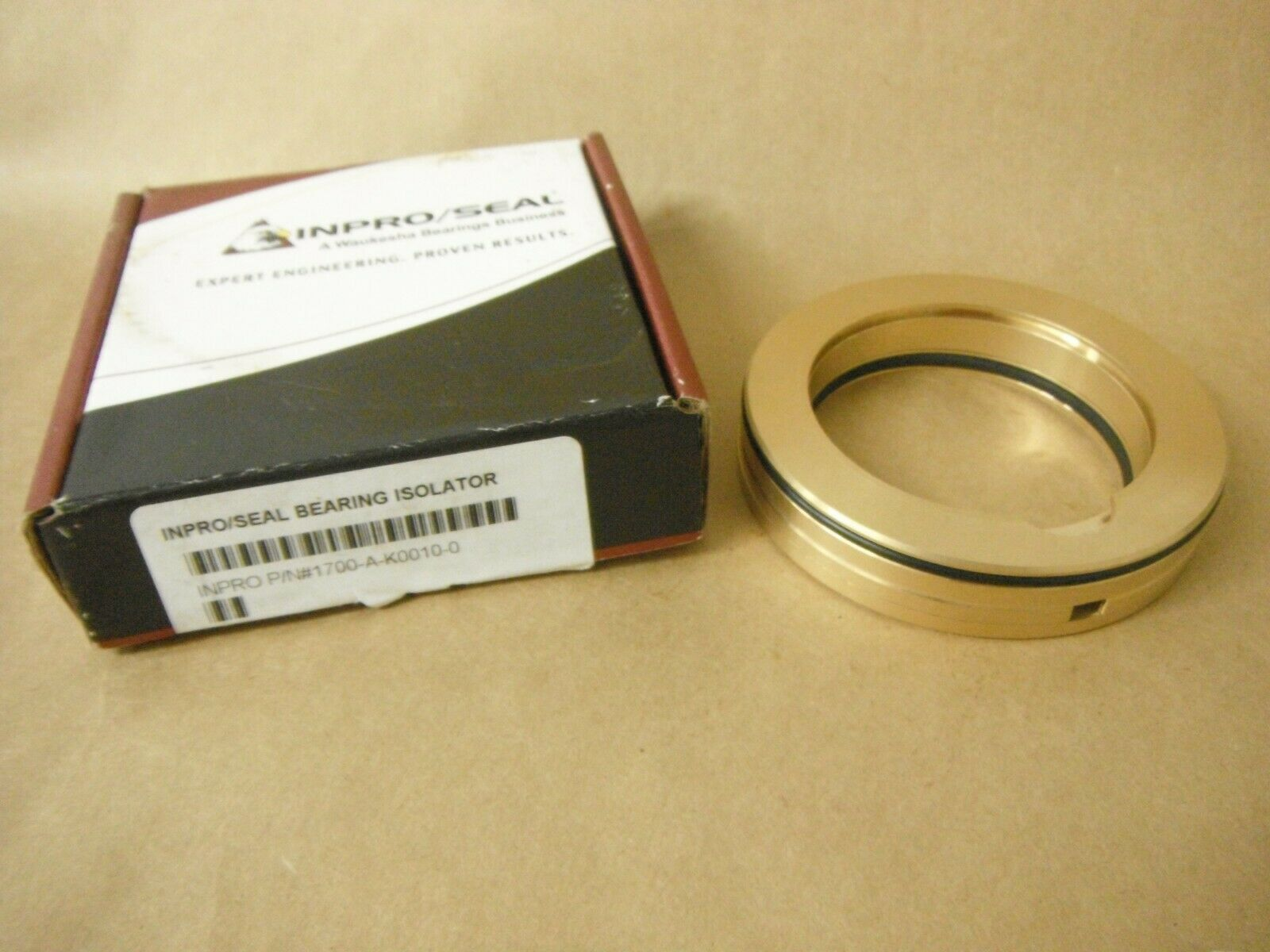 Primary image for INPRO SEAL BEARING ISOLATOR 1700-A-K0010-0