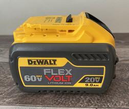 De Walt DCB609 20/60V 9.0Ah Max Flexvolt Lithium-Ion Battery - $175.00
