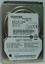 "250GB 2.5"" SATA MK2555GSXF HDD2H74 9.5mm Hard Drive Tested Good Our Driv... - $10.73"
