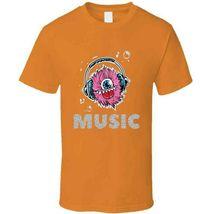 Monster Music Head Phones T Shirt image 8