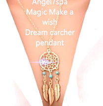 Magic Reiki Make my wish come true Necklace  spellbound  - $22.39