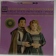 Eileen Farrell Richard Tucker LP Record Still Sealed Duets From Verdi Op... - $13.25