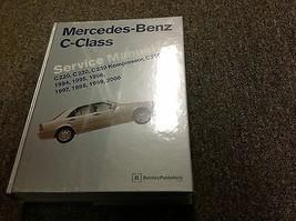 1994 1995 1996 1997 1998 1999 2000 Mercedes C Klasse Service Shop Repair... - $138.61