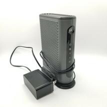 MOTOROLA 8x4 Cable Modem, Model MB7220, 343 Mbps DOCSIS 3.0 - $15.88