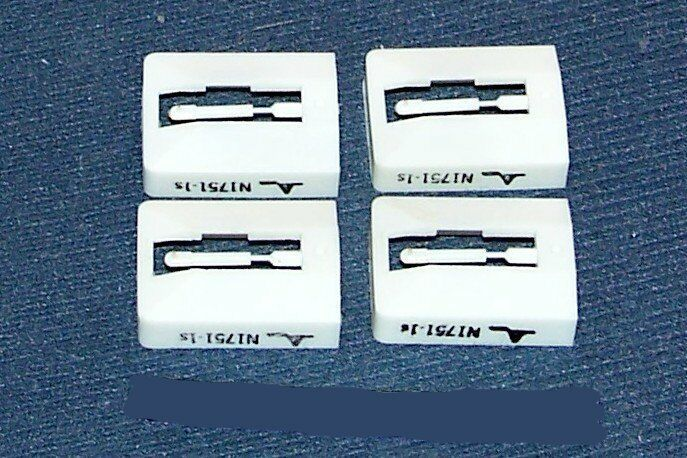 PHONOGRAPH RECORD PLAYER NEEDLE Astatic N1751-1S for Emerson M2405 Lot of 4