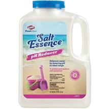 CLOROX* 8lb Bottle SALT ESSENCE For Saltwater Pools pH REDUCER Balances ... - $9.99