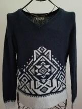 HOLLISTER Brand ~ Women's Size Medium ~  Cotton Blend ~ Long Sleeve Sweater - $19.80