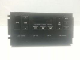 Auto Temperature Climate Control Digital Sedan 16157334 Fits 92-93 ROADM... - $123.75